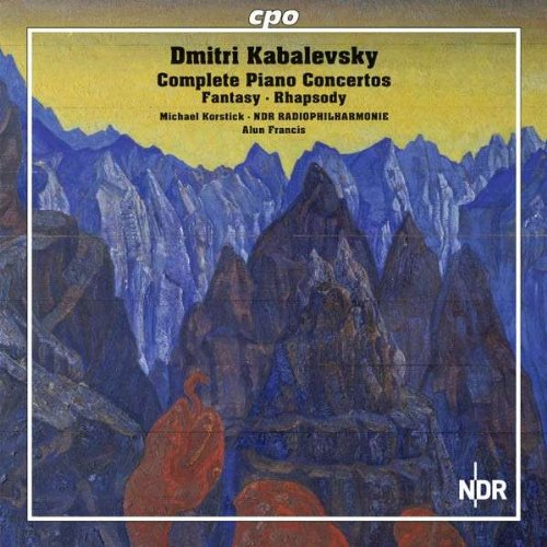 Buy Kabalevsky: Complete Piano Concertos From amazon