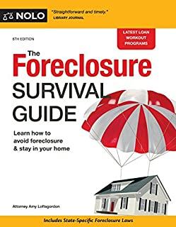 Book Cover: Foreclosure Survival Guide, The: Keep Your House or Walk Away With Money in Your Pocket