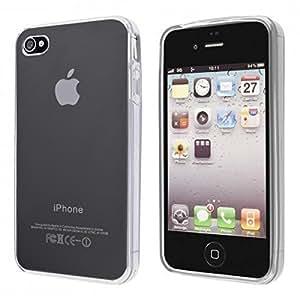 ECENCE Apple iPhone 4 4S Coque de protection housse case cover transparent 21010201