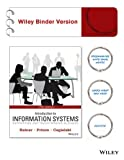 img - for Introduction to Information Systems 5e Binder Ready Version + WileyPLUS Registration Card book / textbook / text book