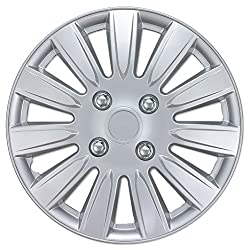 See BDK Nissan Hubcaps Wheel Cover, 15
