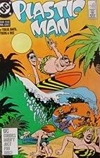 PLASTIC MAN #3, January 1989 by Nyberg &…
