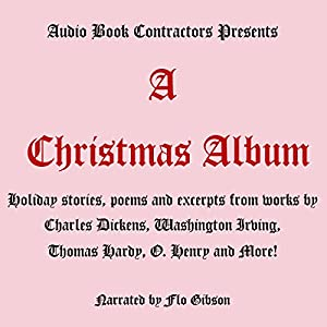 A Christmas Album Audiobook