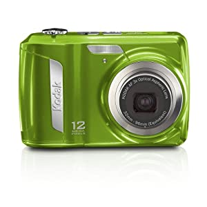 Kodak Easyshare C143 Digital Camera (Green)