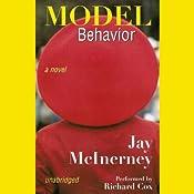 Model Behavior: A Novel | [Jay McInerney]