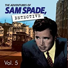 Adventures of Sam Spade Vol. 5  by Adventures of Sam Spade