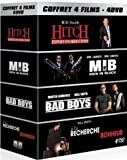 echange, troc Coffret Will Smith - Hitch + MIB + Bad Boys + À la recherche du bonheur