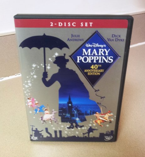 Cover art for  Mary Poppins (40th Anniversary Edition)