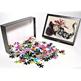 Photo Jigsaw Puzzle of Girl With Hat a Jester from Mary Evans