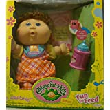 Cabbage Patch Kids Babies Caucasian Girl With Auburn Hair