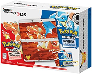 Nintendo 3DS Pokemon 20th Anniversary Bundle