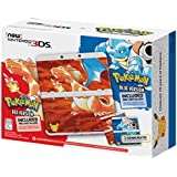 Pokemon 20th Anniversary Edition New Nintendo 3DS Console (with 2 Pre-installed Games)