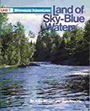 img - for Land of Sky-Blue Waters (Minnesota Adventures, Unit 1) book / textbook / text book