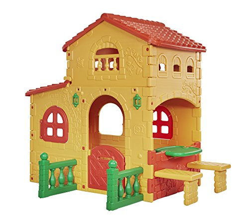 ECR4Kids Children's Country Estate Playhouse