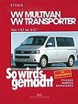 VW Multivan / VW Transporter T5 115-2...