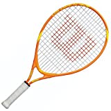 Wilson US Open Junior Tennis Racket, 21-Inch