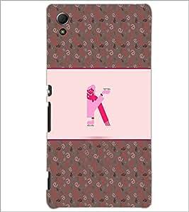 PrintDhaba GRANDbet K D-4143 Back Case Cover for SONY XPERIA Z4 (Multi-Coloured)