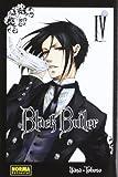 Yana Toboso Black Butler 4