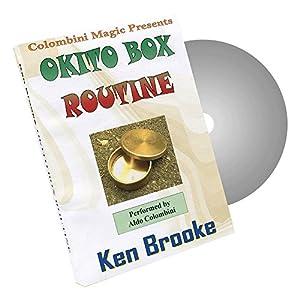 MMS Okito Box Routine by Wild-Colombini Magic - DVD