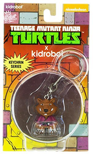 "Splinter: TMNT x Kidrobot ~1.3"" Mini-Figure Keychain Series"