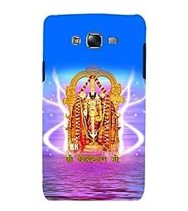 printtech Lord God Venkateshvara Back Case Cover for Samsung Galaxy E5 / Samsung Galaxy E5 E500F