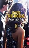 Pour une fois par Nicholls