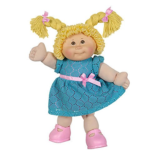 CPK Cabbage Patch Kid Vintage Doll with Real Yarn Hair (Cabbage Patch Vintage compare prices)