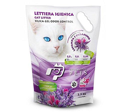 6-sacchi-professional-pets-lettiera-igienica-lavanda-e-ciclamino-58-lt-lettiera-al-silicio-per-gatti