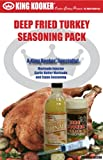 King Kooker 96348 Deep Fried Turkey Seasoning Pack
