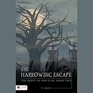 The Harrowing Escape Audiobook