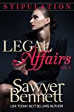 Legal Affairs - Stipulation: Legal Affairs Serial Romance