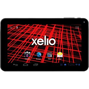 XELIO Tablet with 8GB Memory 9"