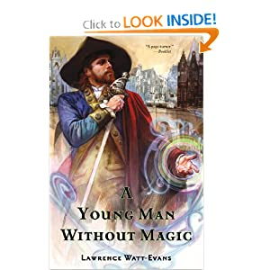 A Young Man Without Magic (The Fall of the Sorcerers) by Lawrence Watt-Evans