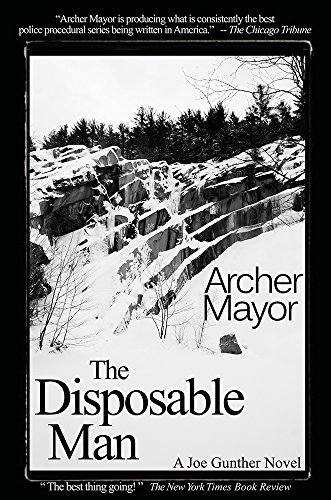 The Disposable Man (Joe Gunther Mysteries (Paperback))