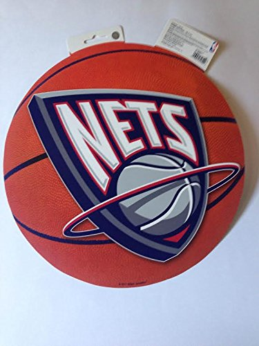 "Brooklyn Nets 12"" Basketball Cutout - 1"