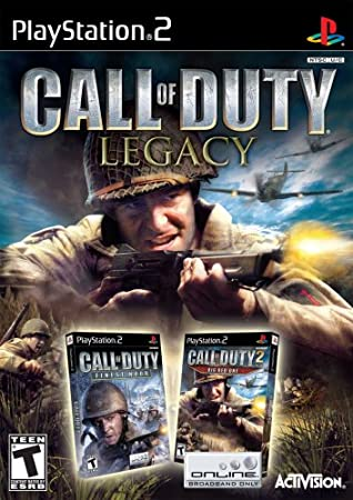Call of Duty Legacy (Includes Finest Hour, Big Red One)