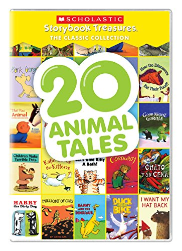 20 Animal Tales - Scholastic Storybook Treasures: The Classic Collection (Storybook Classics compare prices)