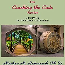 The Cracking the Code Series  by Matthew M. Radmanesh Narrated by Matthew M. Radmanesh