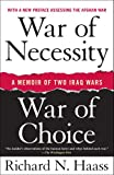 Book cover for War of Necessity, War of Choice: A Memoir of Two Iraq Wars