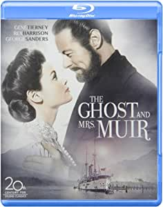 Ghost & Mrs Muir [Blu-ray] (Bilingual) [Import]
