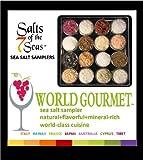 The Gourmet Sea Salt Sampler