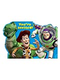 Toy Story 3 Invitations w/ Envelopes (8ct)
