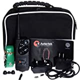 Aetertek AT-216S-350S Waterproof Remote Dog Training Shock Collar, 2 Dog