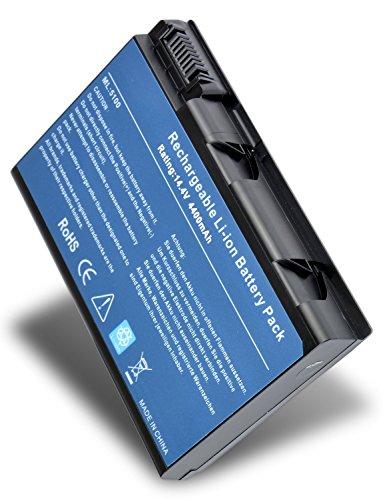 Batterie de remplacement pour Acer BT.00403.001 ( 4400mAh / 14.4V )