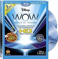 Disney WOW: World of Wonder [Blu-ray] by Walt Disney Studio Home Entertainment
