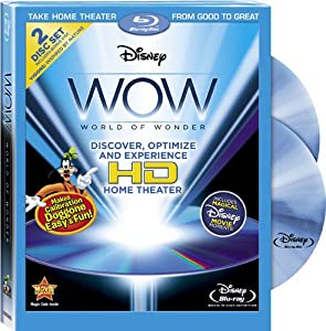 Disney WOW: World of Wonder [Blu-ray] by Walt Disney Studio Home Entertainment