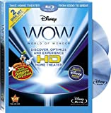 51TziBcqZFL. SL160  Disney WOW: World of Wonder [Blu ray] Reviews