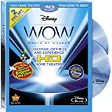 Disney WOW: World of Wonder [Blu-ray] ~ n/a
