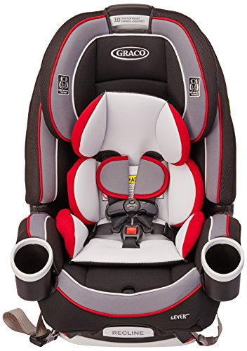 Graco 4ever All-in-One Convertible Car Seat, Cougar - Reviews ...