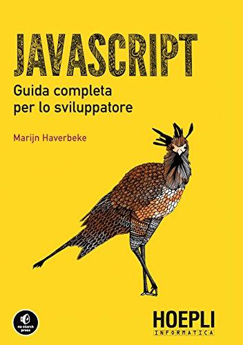 Javascript Guida completa per lo sviluppatore PDF